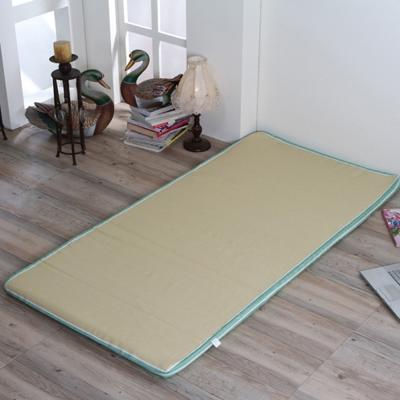 《星辰》琳瑯冬夏兩用折疊床墊-單人