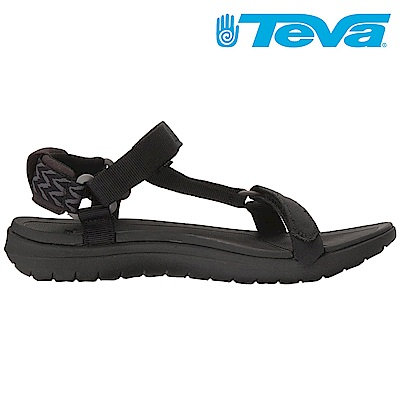 TEVA Sanborn Universal 女輕量戶外涼鞋 黑
