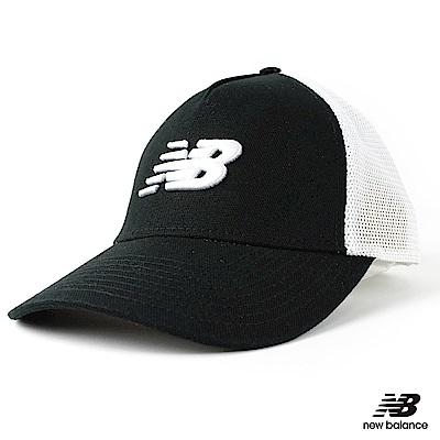 New Balance 卡車帽 500296000 黑白