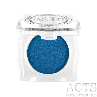 ACTS維詩彩妝 細緻珠光眼影 珠光水手藍6402