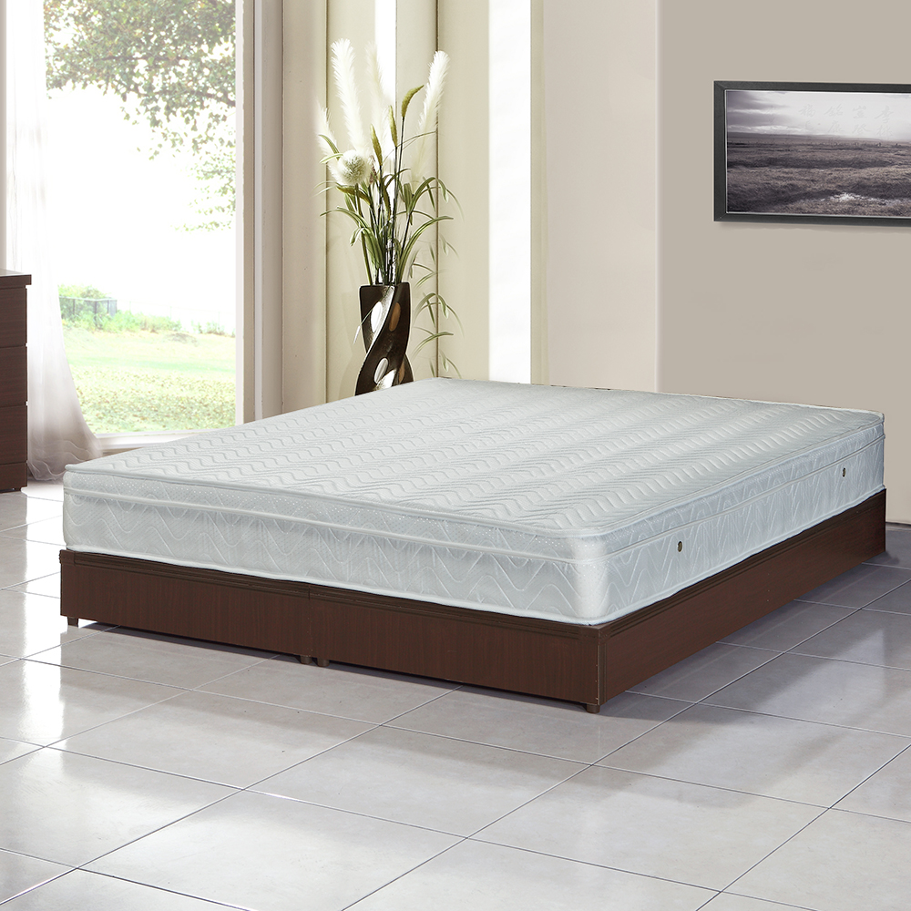 AVIS艾維斯 經典雙人三線獨立筒床墊-買就送床底(2色可選)