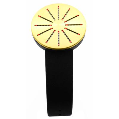 CLICK Shower淋浴個性腕錶-金/45mm