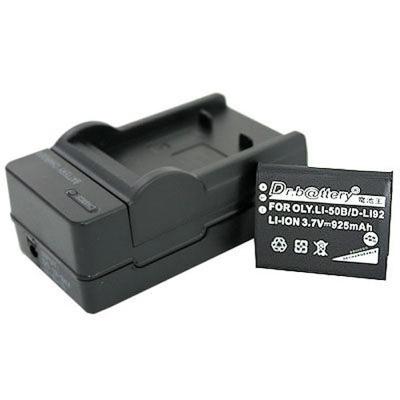 電池王 For CASIO NP-150 高容量鋰電池+充電器組