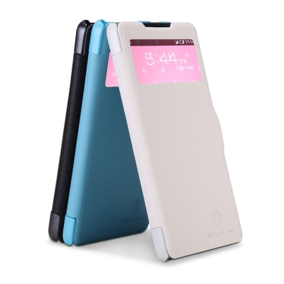 NILLKIN NUBIA Z5S GSM 4G版 新皮士鮮果皮套