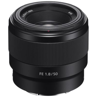 SONY FE 50mm F1.8 定焦鏡頭(公司貨)