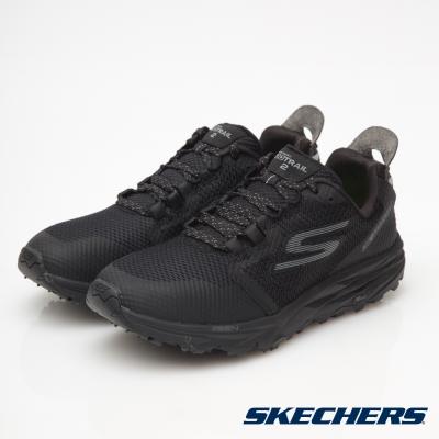 SKECHERS (女) 跑步系列 GO TRAIL 2 - 14120BBK