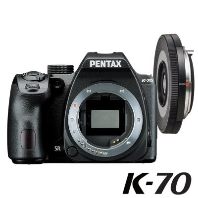 PENTAX K70+DA40XS超薄餅乾鏡組(公司貨)