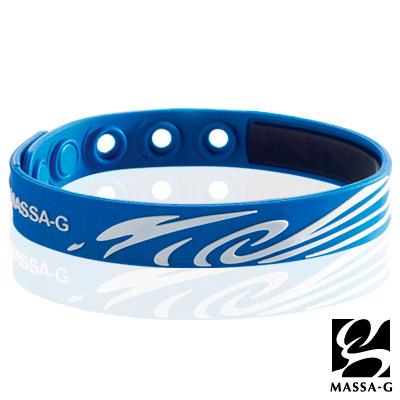 中華台北紀念款(藍)鍺鈦手環