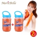 Marie Bella急速涼感雙色酷涼巾_超值兩件組 涼感巾 (亮橙*2) product thumbnail 1