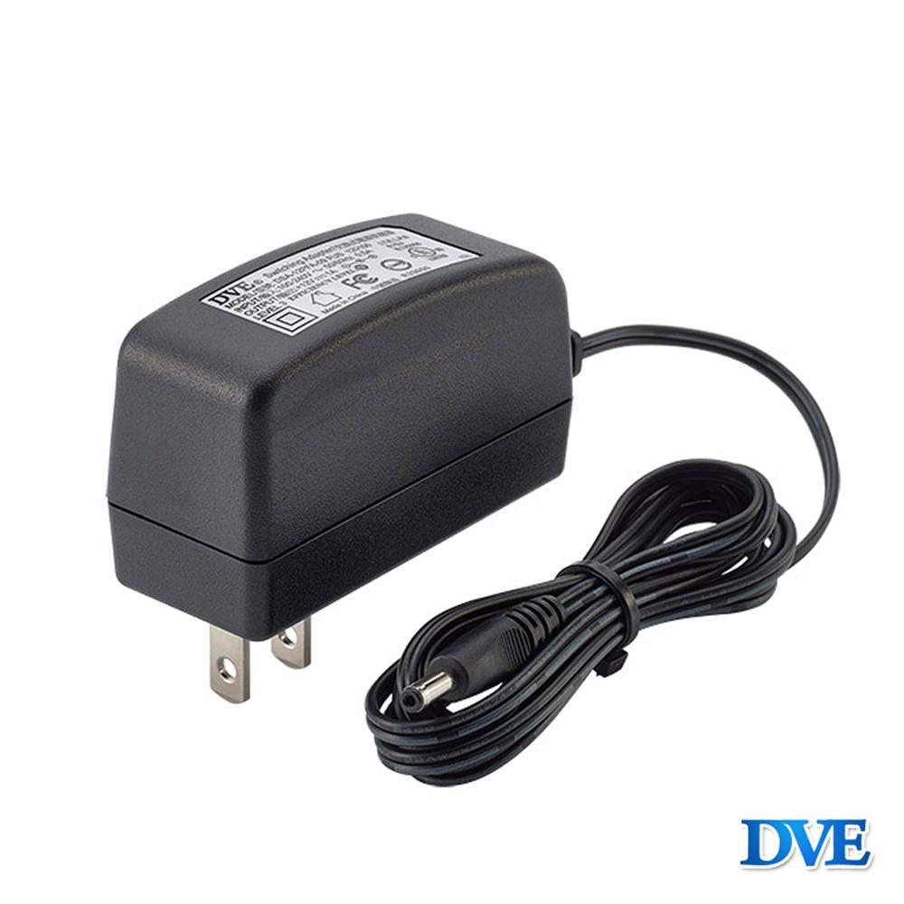 【CHICHIAU】DVE監視器攝影機專用電源變壓器 DC 12V 1A