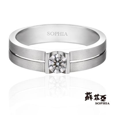 蘇菲亞SOPHIA-鑽戒-愛情證書0-20克拉FV