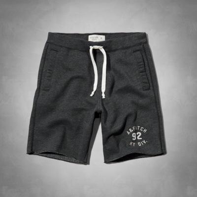 AF a&f Abercrombie & Fitch 短褲 灰色 197