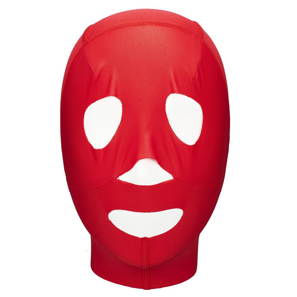 聖手牌 面罩 多功能面罩(紅色)