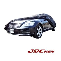 JBChen捷寶成 黑風 透氣 休旅車罩 中 大型五門休旅車適用