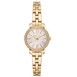Michael Kors 光燦耀眼晶鑽都會腕錶-MK3833-26mm