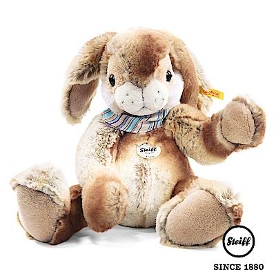 STEIFF德國金耳釦泰迪熊 - Dangling Rabbit 兔子(動物王國)