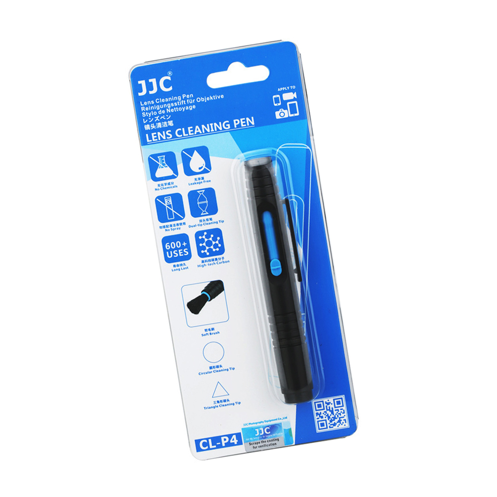 JJC CL-P4 雙碳頭拭鏡筆