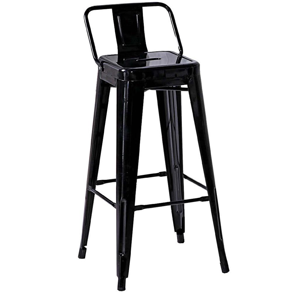 AT HOME-哈利加背吧台椅(兩色可選)