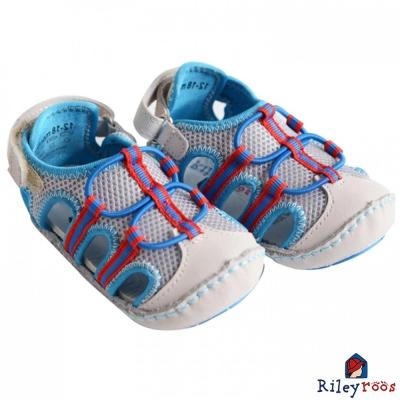 Rileyroos 美國手工童鞋學步鞋-Patrick Splash