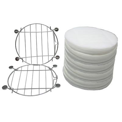 加厚型油煙過濾棉40+2磁架超值組(LY-90928720)