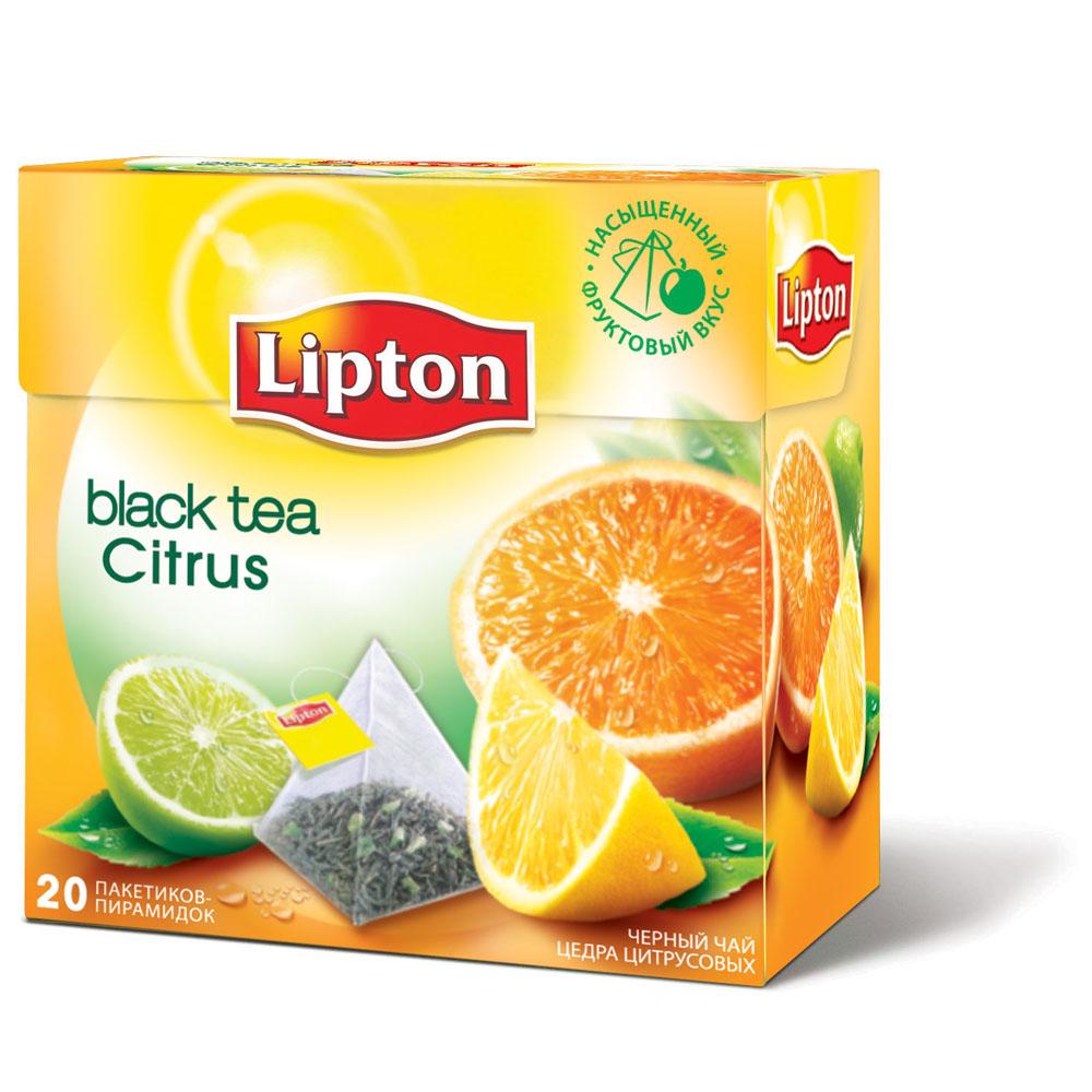 立頓 柑橘果茶(1.8g x 20入)