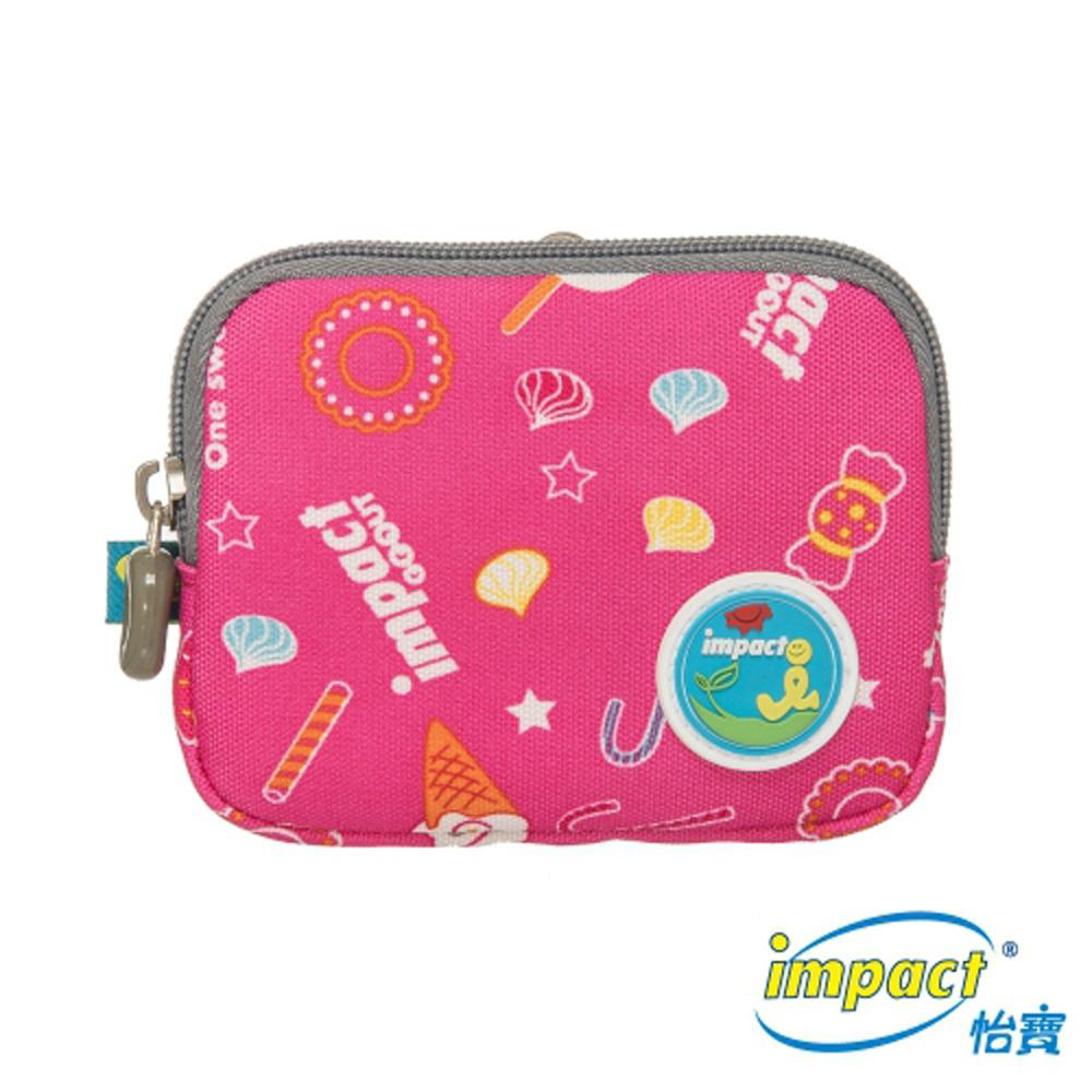 IMPACT 怡寶冰淇淋天堂萬用卡袋-粉紅IM00K01PK