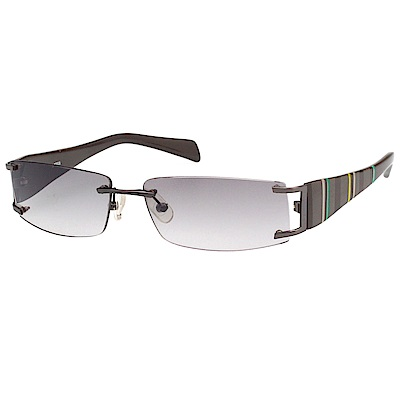 MORGAN 太陽眼鏡 (槍色)MOR1021