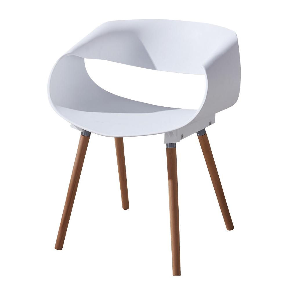 AT HOME-亞琪經典設計餐椅洽談椅(60*44*73cm)-四色可選