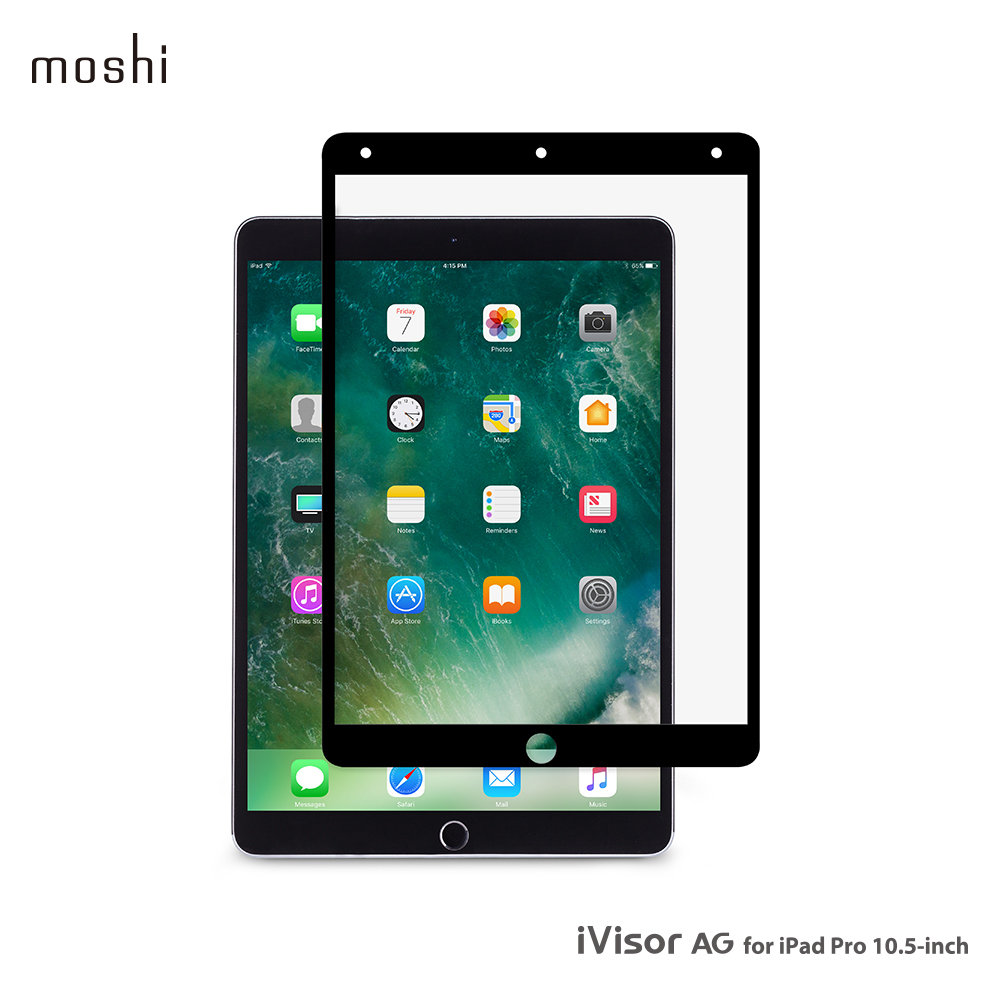 Moshi iVisor for iPad Pro/Air 10.5-inch 防眩螢幕保護貼