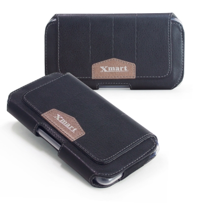 XM Apple iPhone 8 4.7吋 流行潮流腰掛隱形磁扣皮套