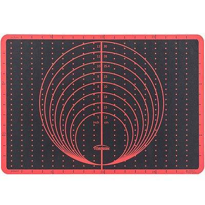TRUDEAU 測量矽膠烤墊(33x49.5)