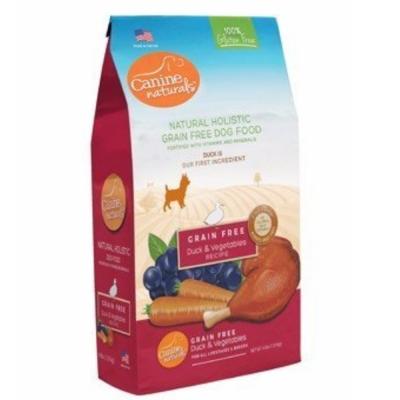 美國Canine naturals科納丘 天然狗糧 低敏無穀鴨肉 4磅