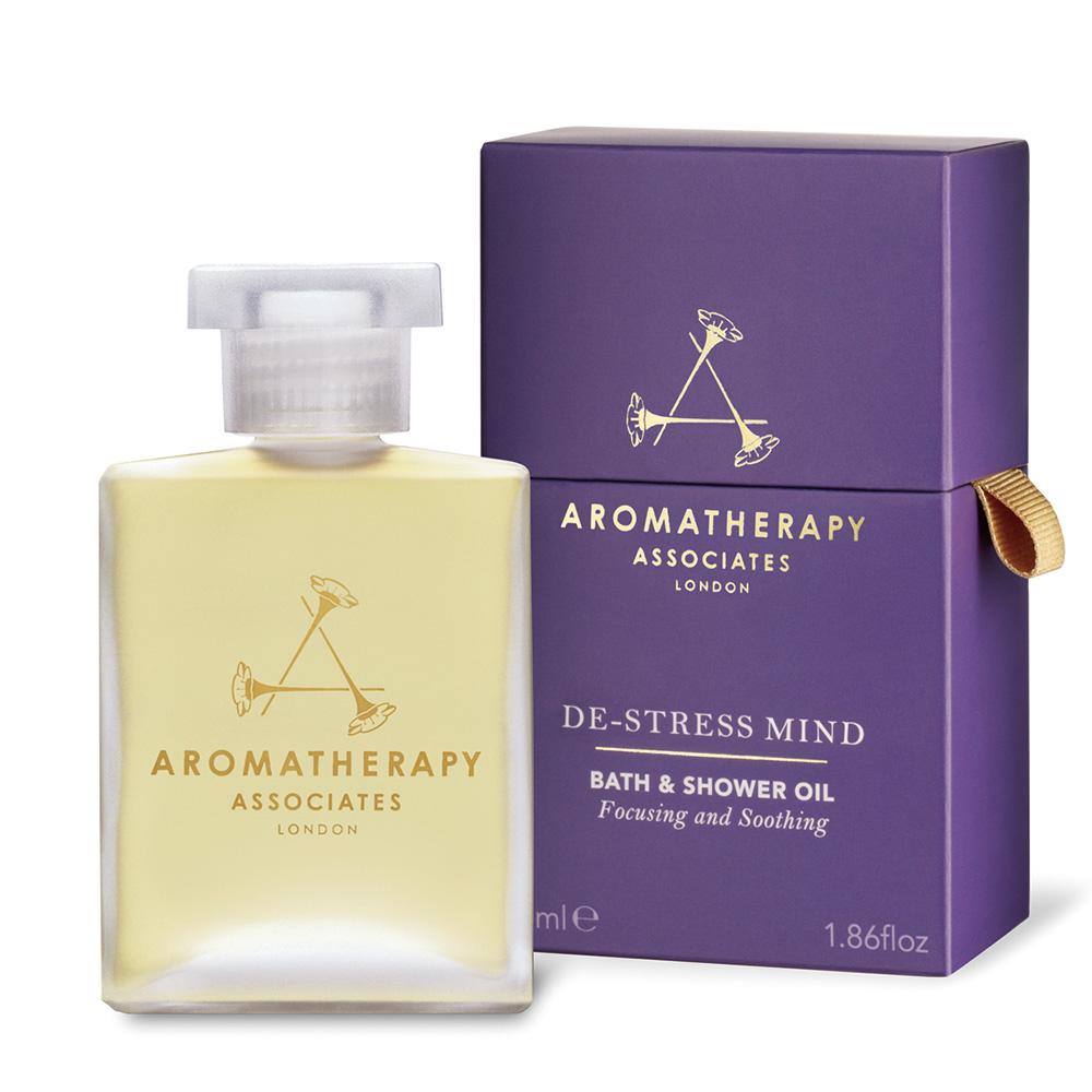 AA 舒爽怡神沐浴油 55ml (Aromatherapy Associates)