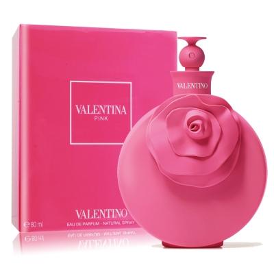 Valentino VALENTINA PINK女性淡香精80ml