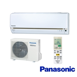 Panasonic國際 4-5坪變頻冷專分離式CU-LJ28