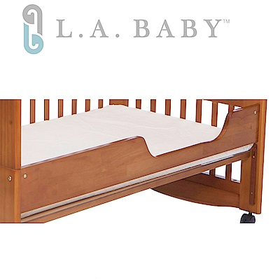 美國 L.A. Baby  成長床床側板
