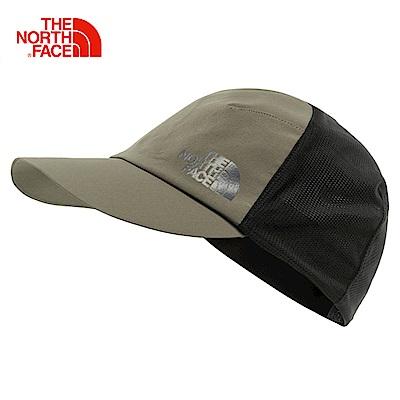 The North Face北面棕色舒適透氣運動帽