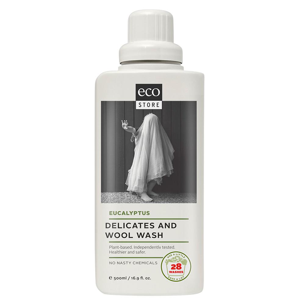 紐西蘭ecostore 毛料精緻衣物洗衣精-尤加利葉 500ml