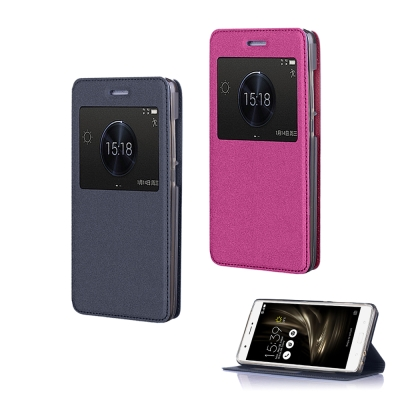 揚邑 ASUS Zenfone 3 Ultra/6.8吋金沙方窗智能APP休眠隱...