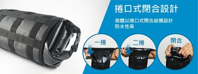 GIANT 旅遊款防水車手袋 SCOUT HANDLEBAR BAG