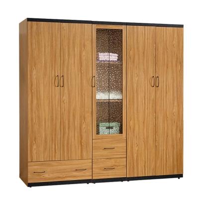 ROSA羅莎 克洛斯6.8尺組合衣櫥/衣櫃組