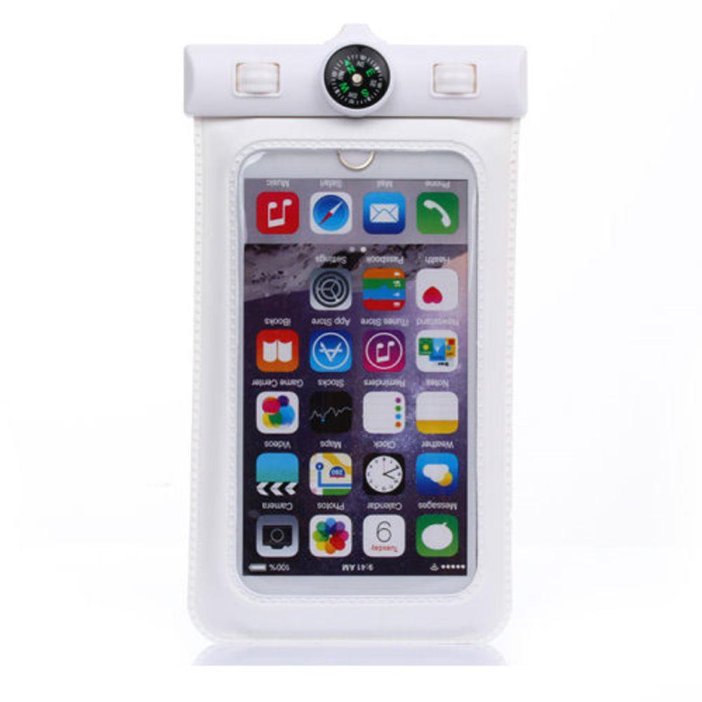 DataStone 手機防水袋/指南針型/可觸控 6吋以下手機通用 product image 1
