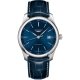 LONGINES浪琴 Master 巨擘機械錶-藍/39mm L27934920 product thumbnail 1