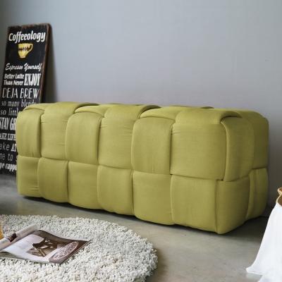 H&D Freda 弗莉達編織造型長椅凳長凳_124*48*50cm/2色