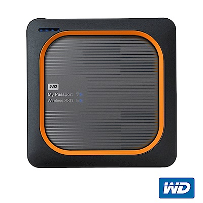 WD MyPassport Wireless SSD 2TB 外接式Wi-Fi固態硬碟