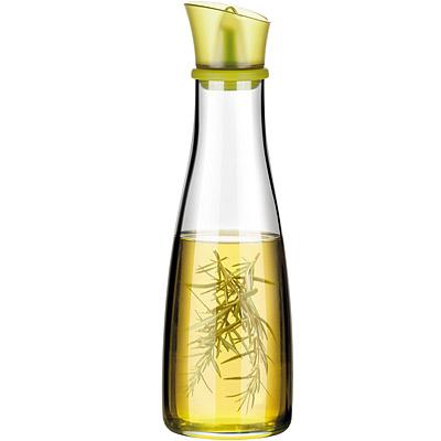 TESCOMA Vita附蓋油醋罐(綠500ml)