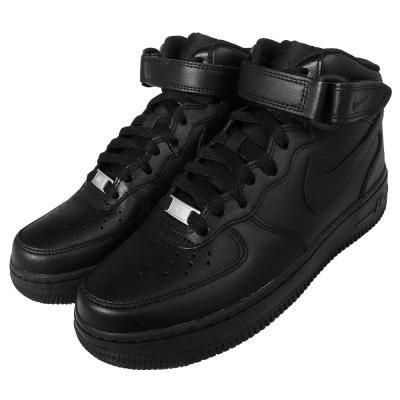 Nike 籃球鞋 Air Force 1 Mid 女鞋