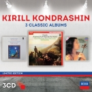 孔德拉辛/經典3名盤(3CD)