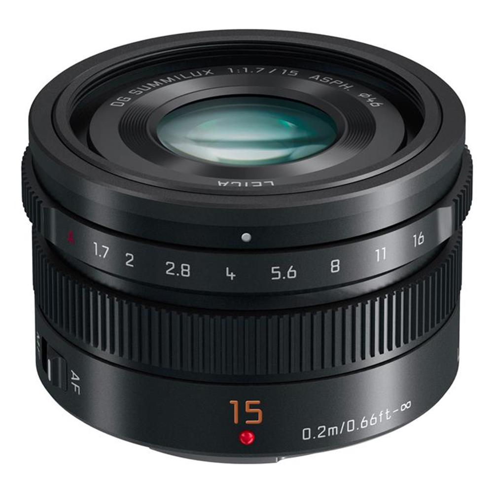 Panasonic LEICA DG 15mm F1.7大光圈定焦鏡(平行輸入)