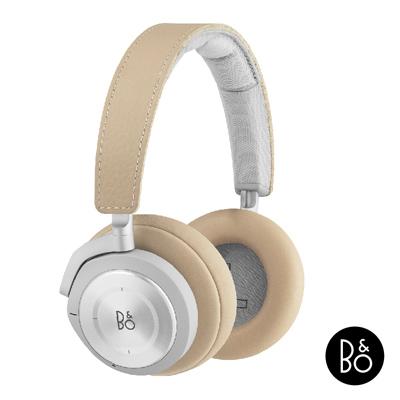 B&O PLAY H9i主動降噪藍牙音樂耳機(自然棕) 讓聲心 彼此串聯